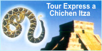 Tour Express a Chichen Itza
