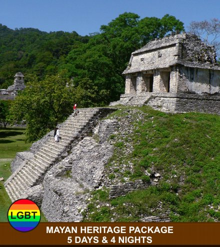 Maya Heritage Package for Gays