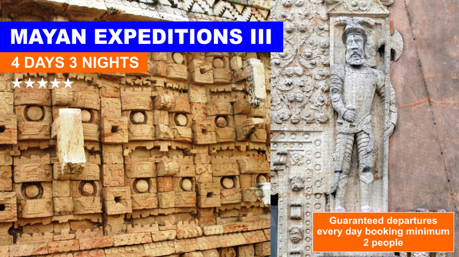 Tour 4 days 3 Nights Mayan World