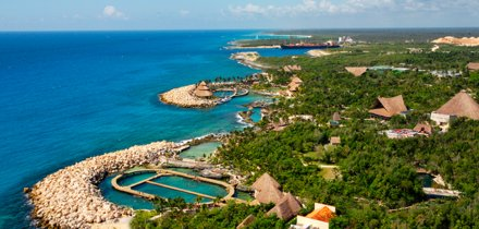 Xcaret Plus desde Cancun