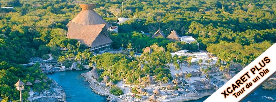 Xcaret Plus desde Cancun con Transfers